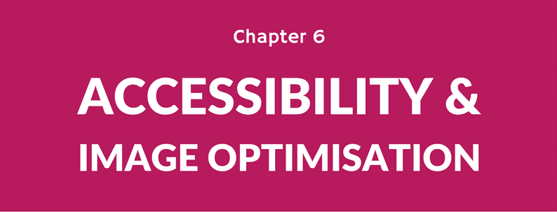 Accessibility and image optimisation in WordPress