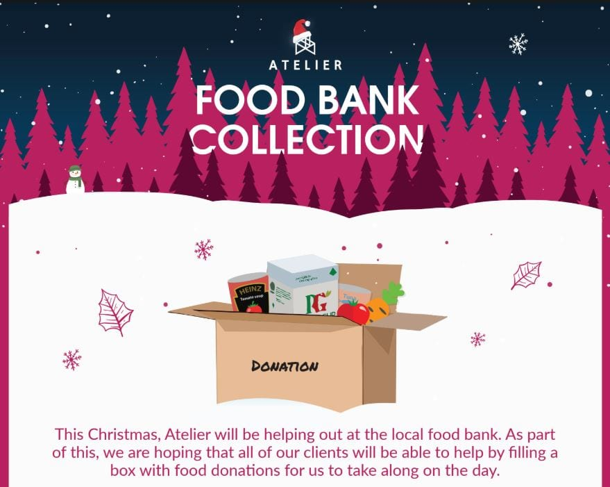 food bank poster snapshot