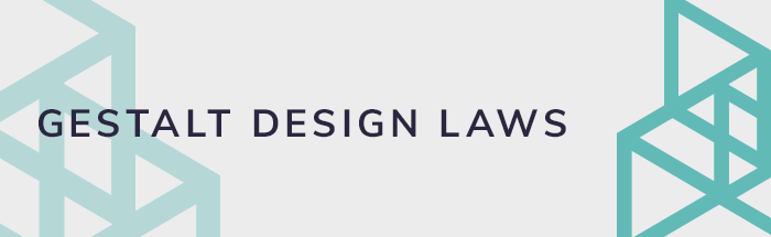 Gestalt Design Laws and Web Design